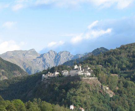 Varallo tour and the sacro Monte