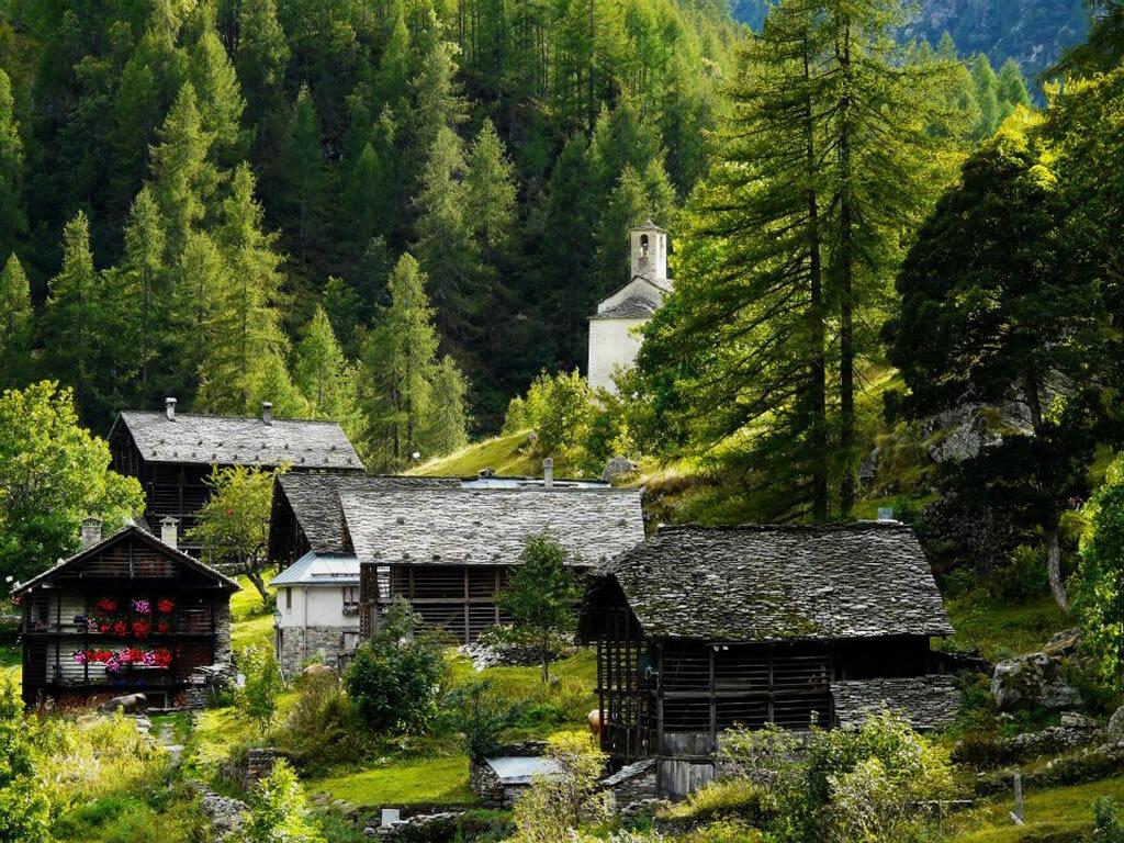 Art in Val Vogna