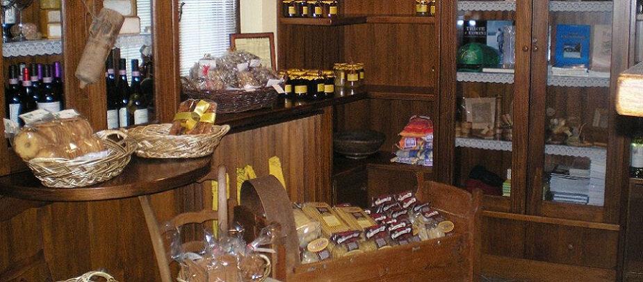 Prodotti e gastronomia tipici