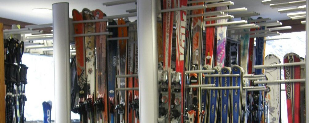 Sports and ski rental Sport Haus