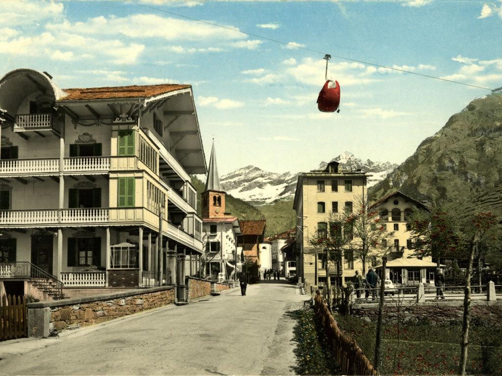 Il Novecento e la porta sul Monte Rosa