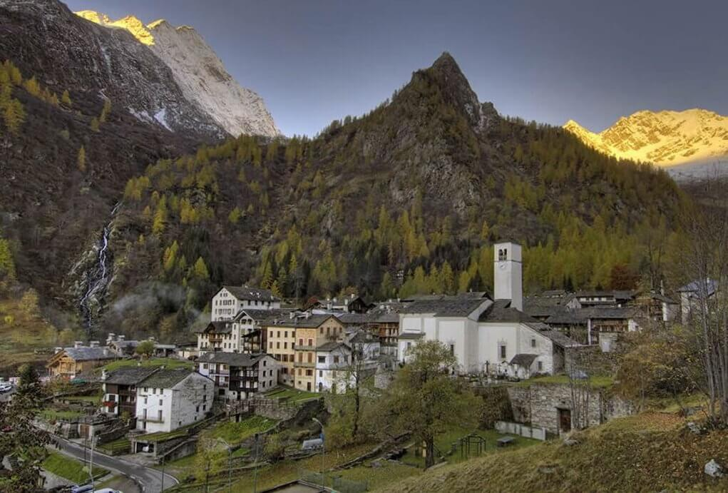 The Walser of Valsesia