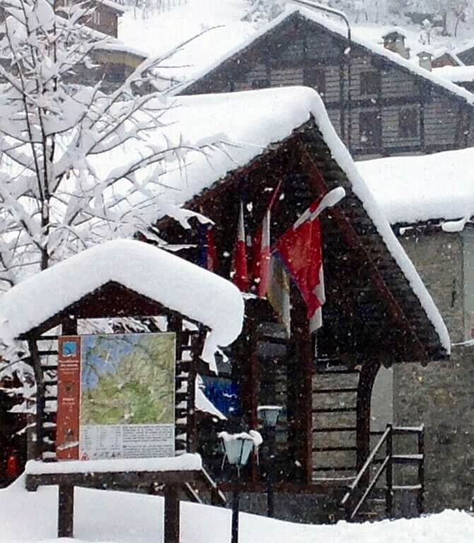 tourist office of Alagna