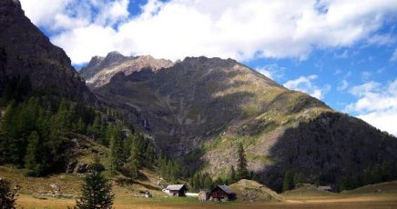 Val Vogna Alpe Larecchio