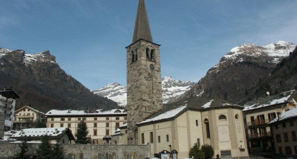 St. Giovanni Battista parish church