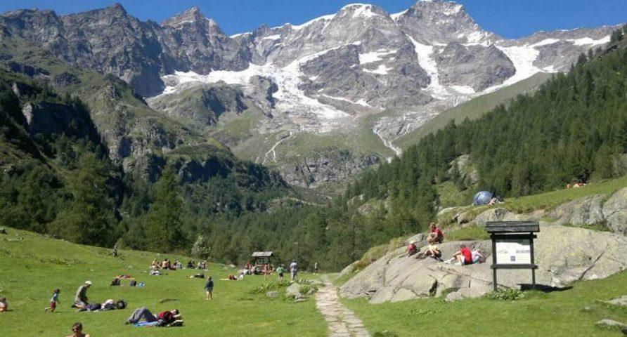 rifugio pastore alagna alpe pile