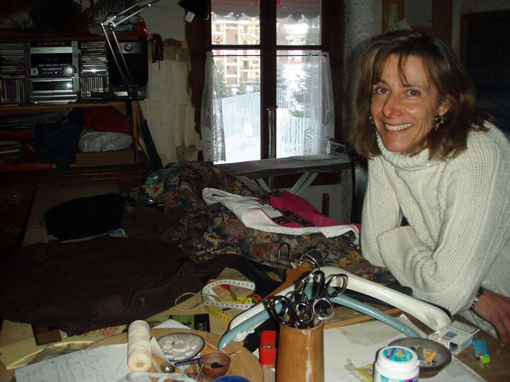 Paola Mondo- Tailoring