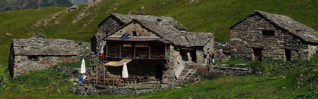 Baita sociale Alpe Campo