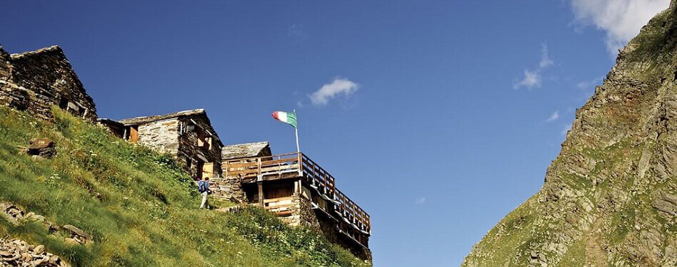 Ferioli mountain hut
