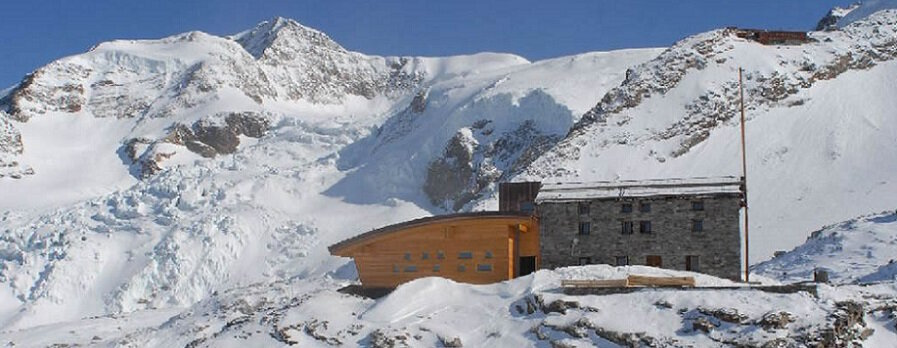Mantova mountain hut