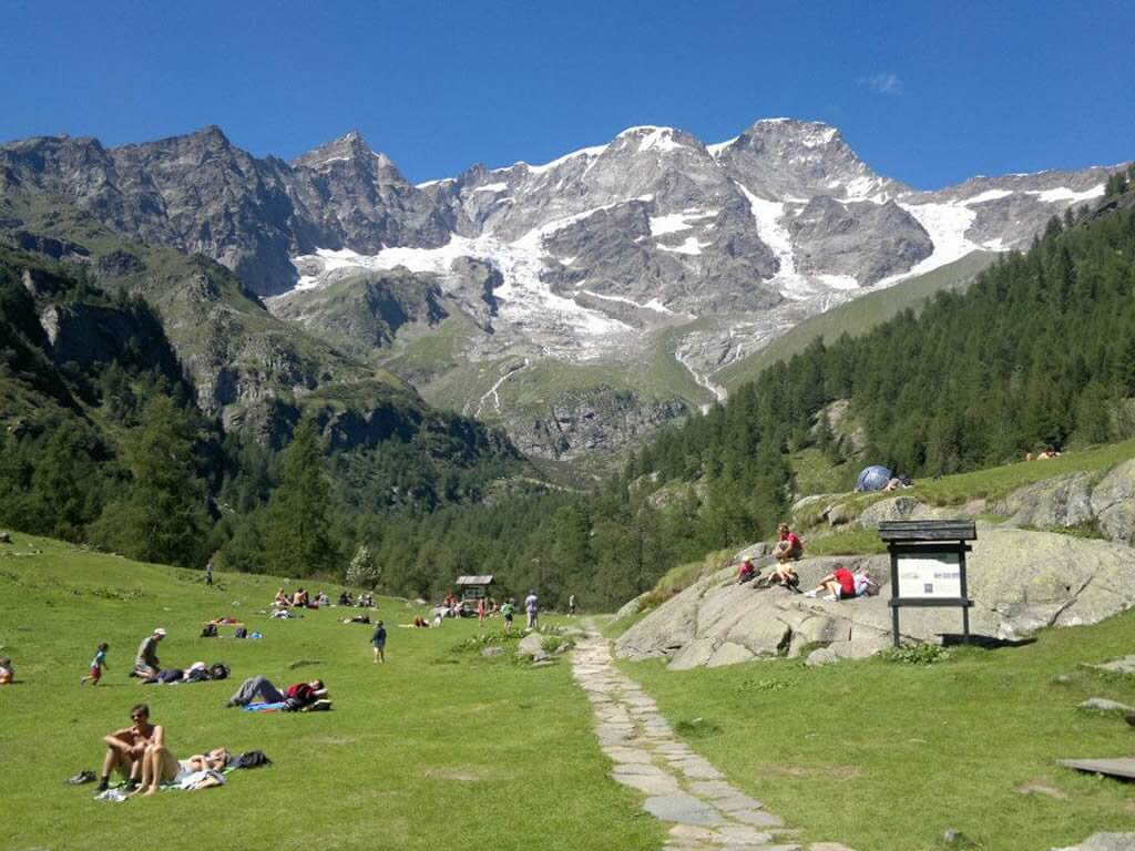 The Alpe Pile