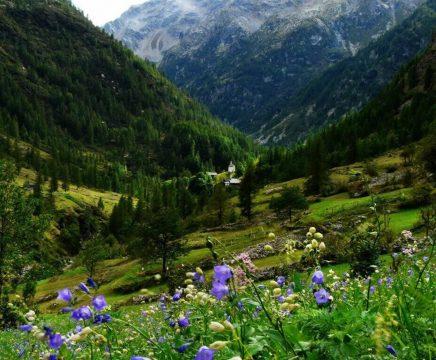Valle Vogna Trekking