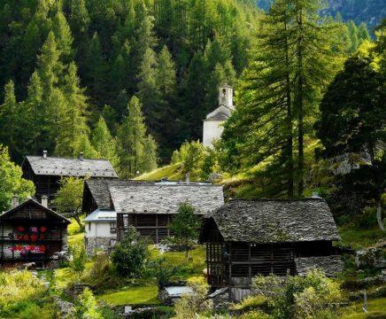 Valle Vogna Trekking Sentieri ed Escursioni