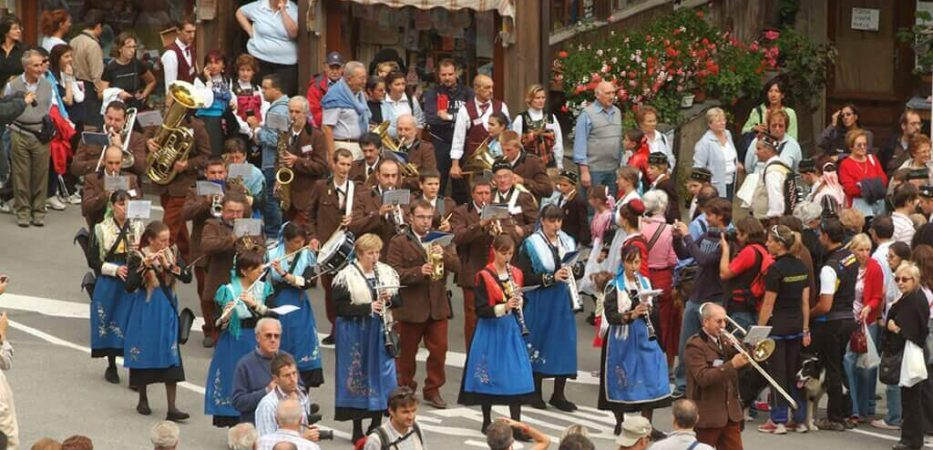I walser di Alagna e Riva