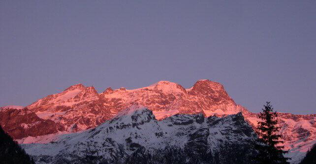 Monte Rosa: tutte le informazioni che ti servono