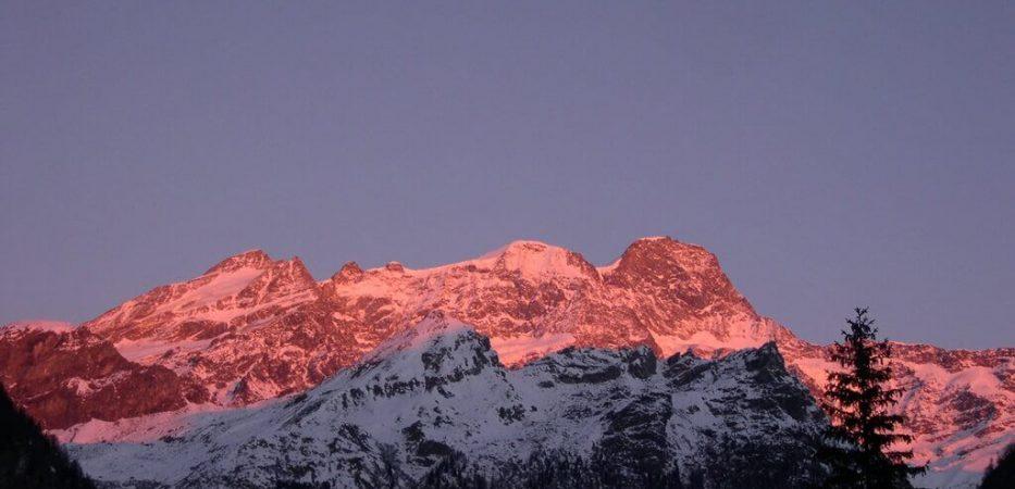 Monte Rosa informazioni