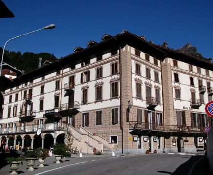 Hotel Monterosa Alagna