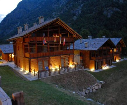 Residence Pietre Gemelle Alagna