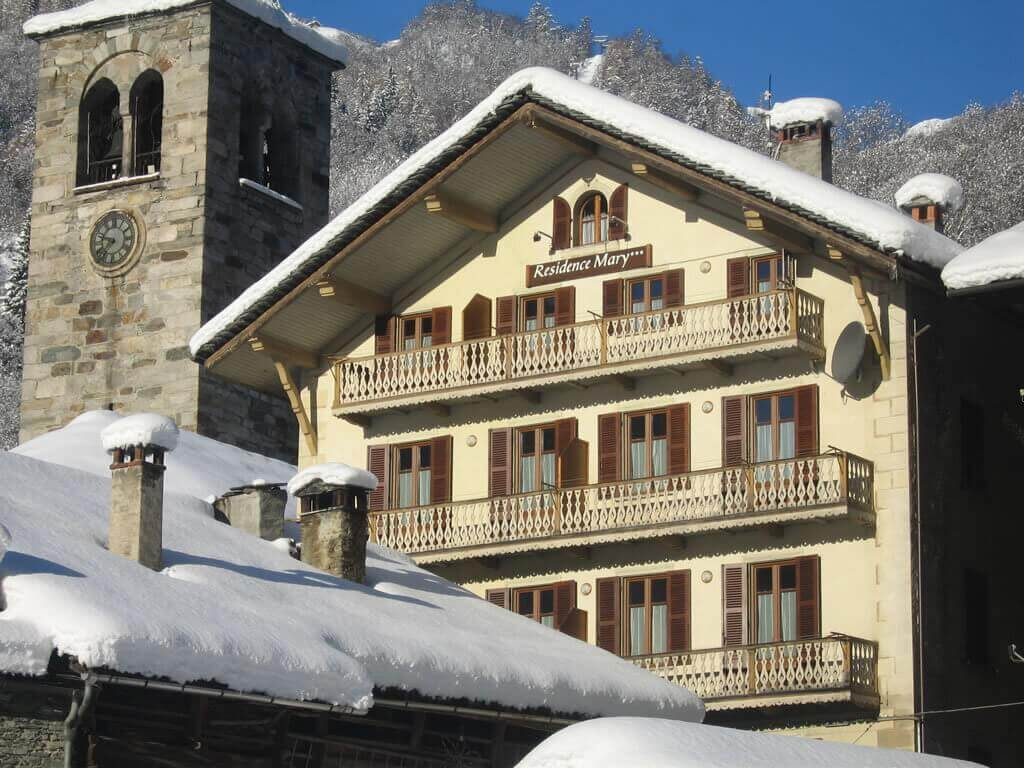 Residence Mary, Alagna Monte Rosa