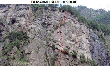 Free Climbing Map