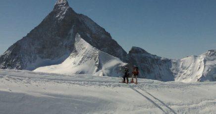 scialpinismo Monte Rosa