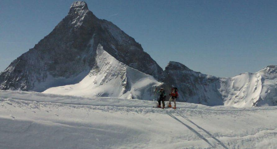 ski touring Italy
