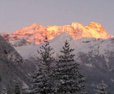 Sci Alpinismo in Valsesia