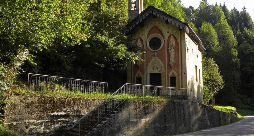 Alagna gita in val Piana