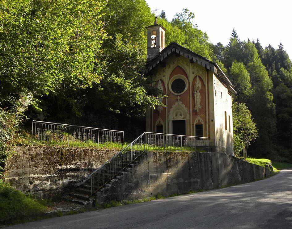 Alagna gita in val Piana