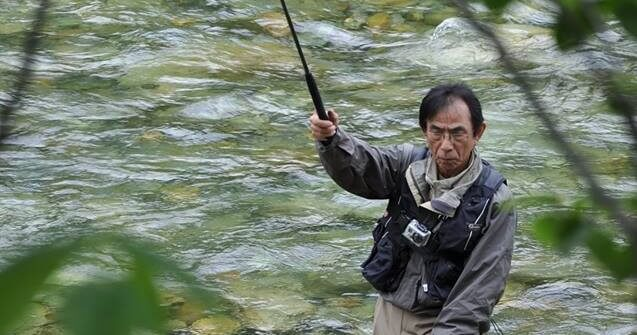 La pesca in Valsesia