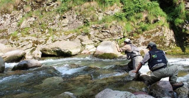 Imparare la pesca alla Mosca Valsesiana