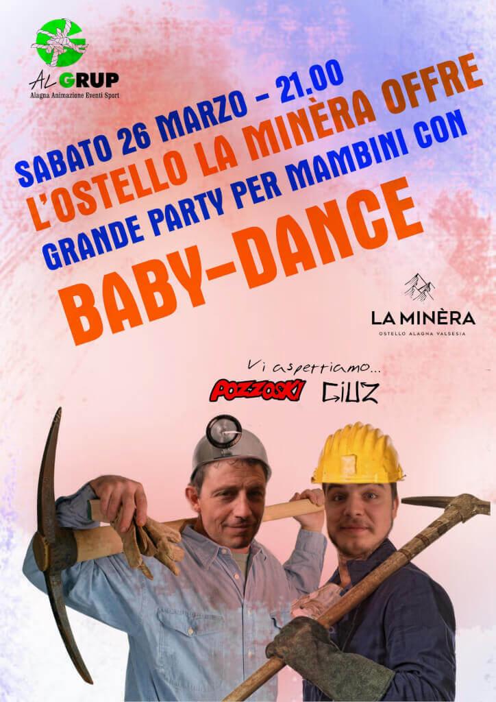 Baby Dance Minèra