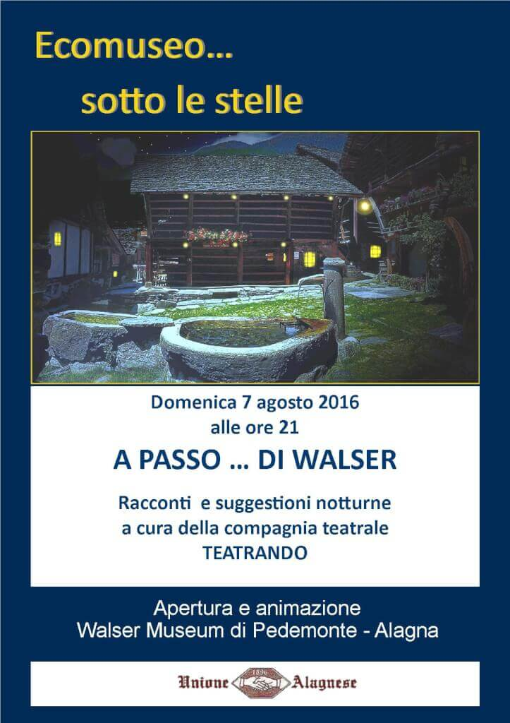 ecomuseo sotto le stelle 2016
