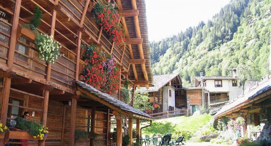 Appartments Walser Reale Alagna