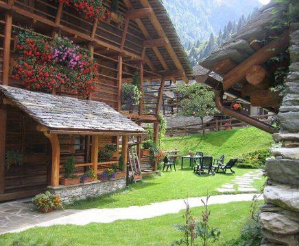 Appartamenti Baita Walser Reale