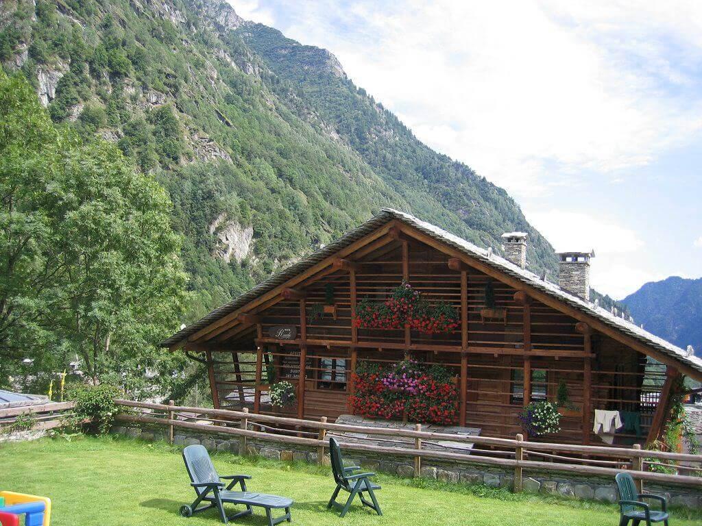 Residence Baita Walser Reale