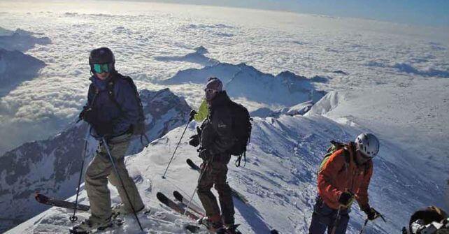 Sciare Gratis sul Monte Rosa