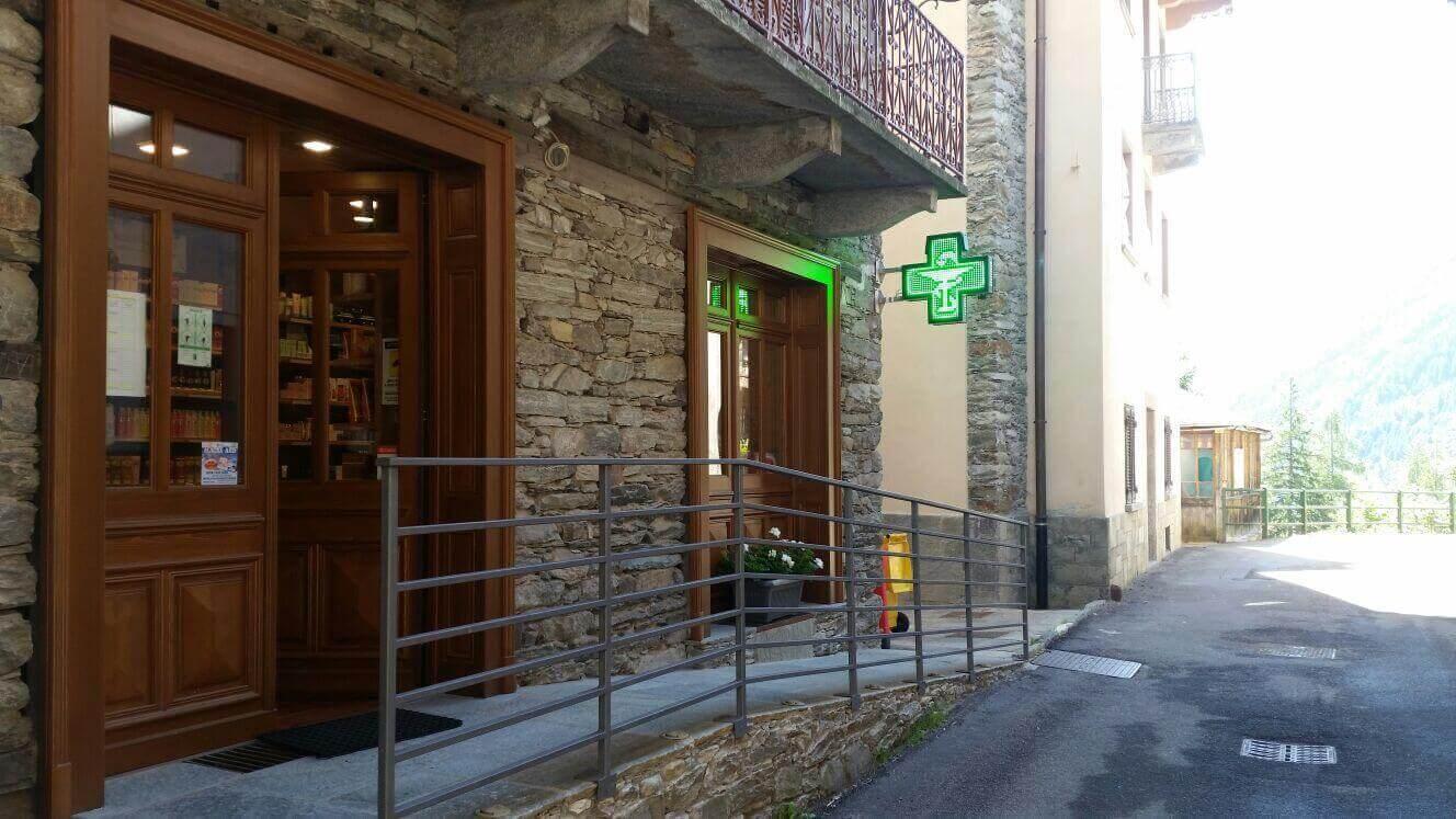 Farmacia Alta Valsesia 0163 91885