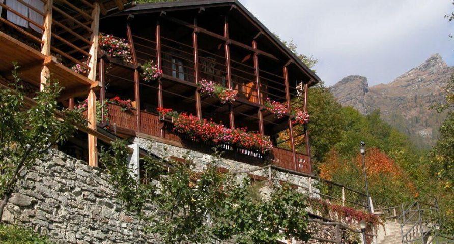 Residence Casa dei fiori alagna valsesia