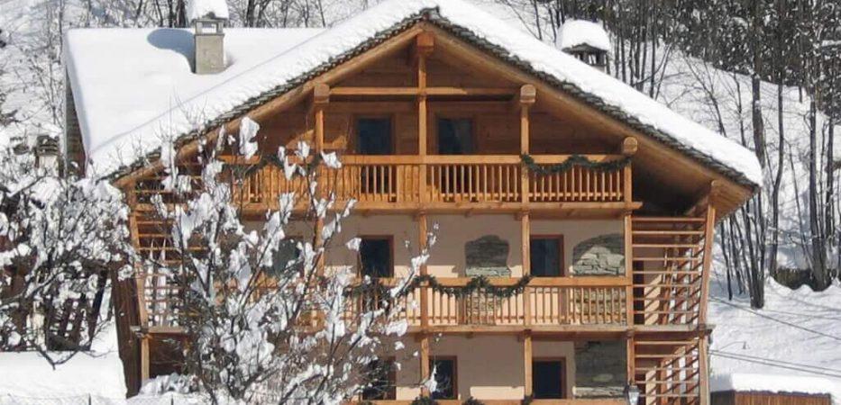 Casa Prati Alagna hotel con accesso diretto alle piste