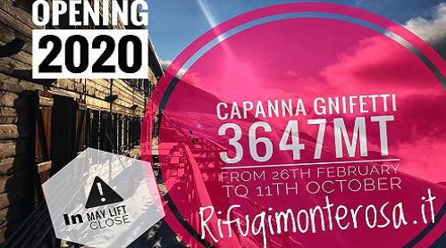 Capanna Gnifetti