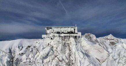 capanna margherita scialpinismo