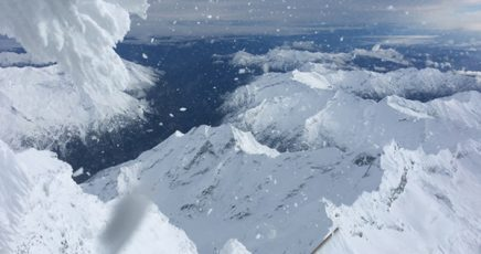scialpinismo capanna margherita