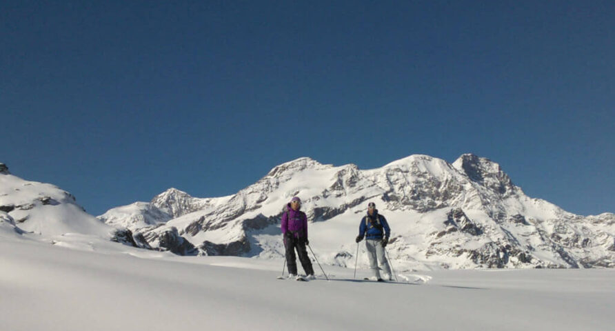 sci alpinsmo in primavera