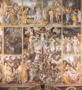 Madonna delle Grazie Varallo