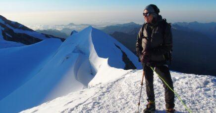 castore peak hike